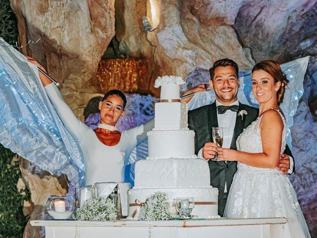 Il matrimonio di Chiara e Michele a Ariano Irpino, Avellino 91