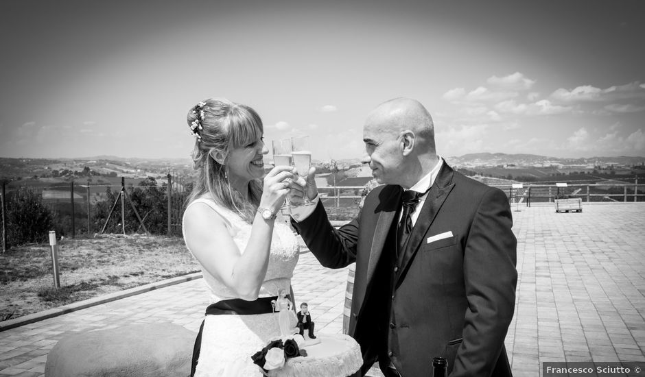 Il matrimonio di Andrea e Laura a Asti, Asti