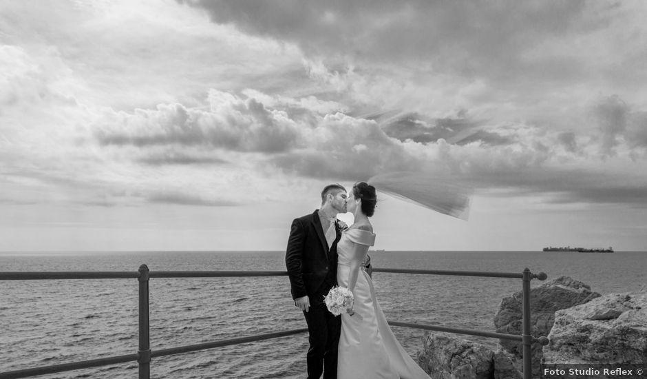 Il matrimonio di Mirko e Valentina a Lerici, La Spezia