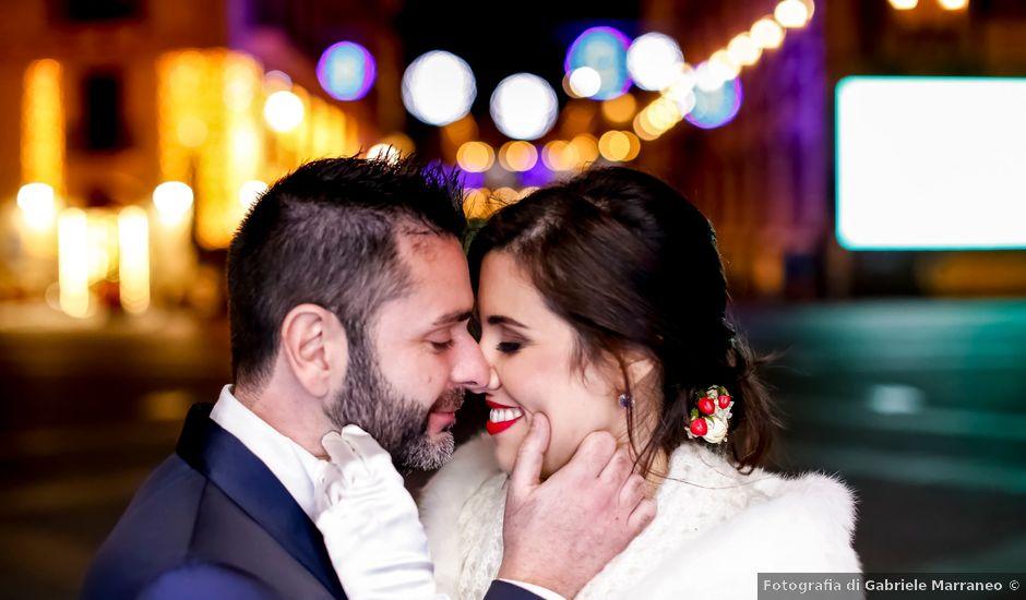 Il matrimonio di Fabio e Flavia a Catania, Catania