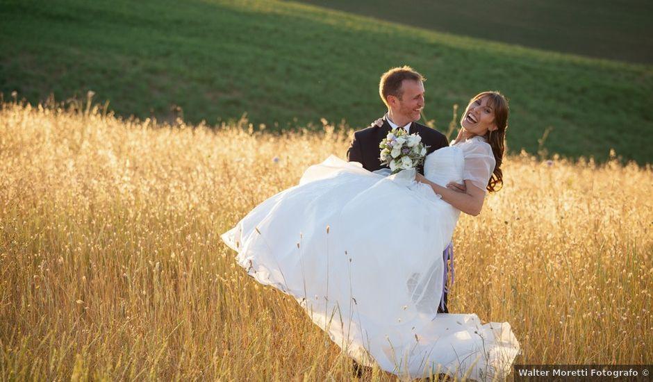 Il matrimonio di Tommaso e Silvia a Cascina, Pisa