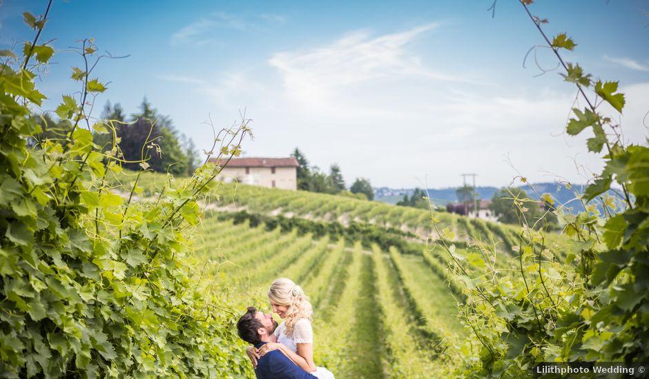 Il matrimonio di Giovanni e Matilde a Trezzo Tinella, Cuneo