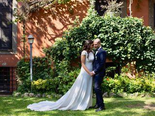 Le nozze di Mehri e Fabrizio