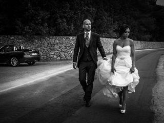 Le nozze di Imma e Giuseppe
