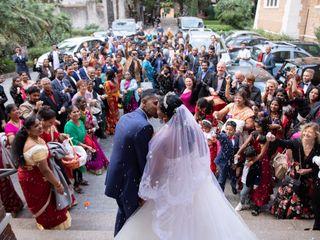 Le nozze di Angely e Karikalan 2