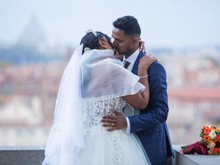 Le nozze di Angely e Karikalan