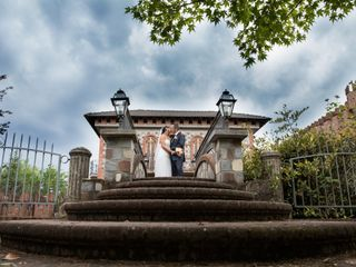 Le nozze di Serena e Eduard
