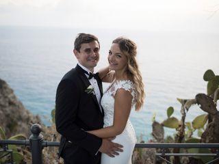 Le nozze di Katie e Anthony