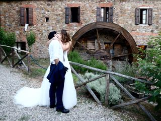 Le nozze di Maia e Alberto