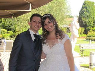 Le nozze di Gabriele e Selena 1