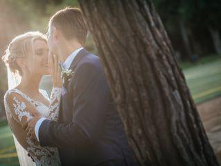 Le nozze di Sara e Renè