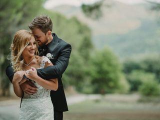 Le nozze di Evelina e Davide