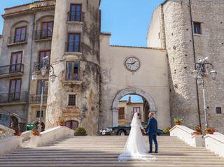 Le nozze di Teodoro e Antonella