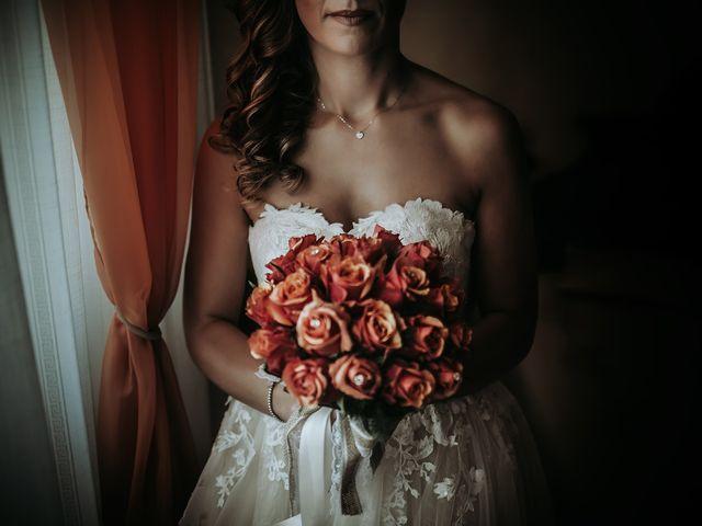 Il matrimonio di Stefano e Silvia a Morciano di Leuca, Lecce 19