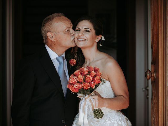 Il matrimonio di Stefano e Silvia a Morciano di Leuca, Lecce 20