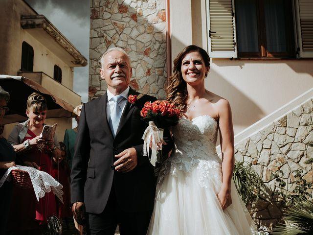 Il matrimonio di Stefano e Silvia a Morciano di Leuca, Lecce 21