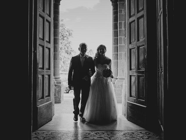 Il matrimonio di Stefano e Silvia a Morciano di Leuca, Lecce 25