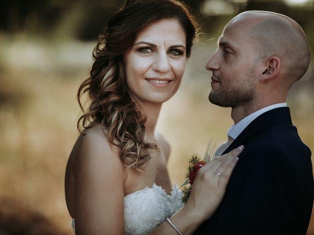 Il matrimonio di Stefano e Silvia a Morciano di Leuca, Lecce 35