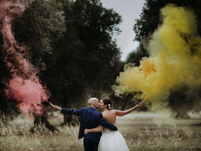 Il matrimonio di Stefano e Silvia a Morciano di Leuca, Lecce 38