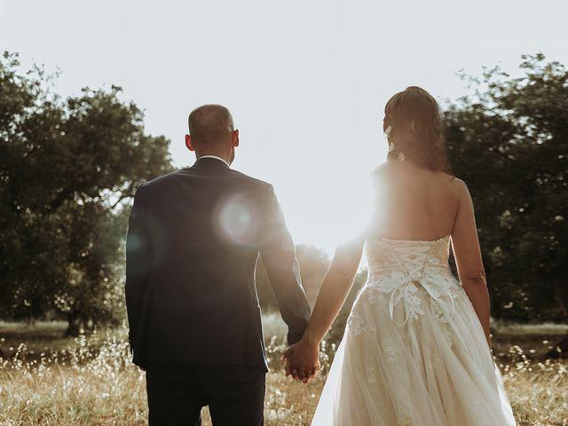 Il matrimonio di Stefano e Silvia a Morciano di Leuca, Lecce 40