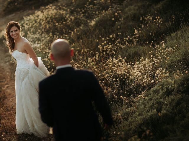 Il matrimonio di Stefano e Silvia a Morciano di Leuca, Lecce 45