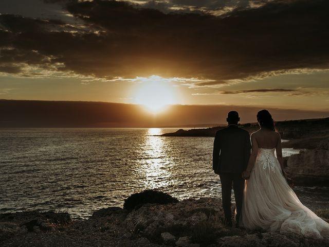 Il matrimonio di Stefano e Silvia a Morciano di Leuca, Lecce 48
