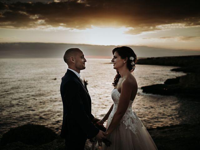 Il matrimonio di Stefano e Silvia a Morciano di Leuca, Lecce 49