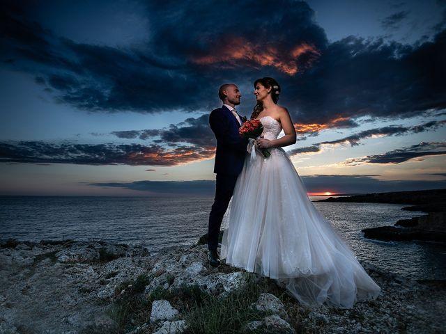 Il matrimonio di Stefano e Silvia a Morciano di Leuca, Lecce 52