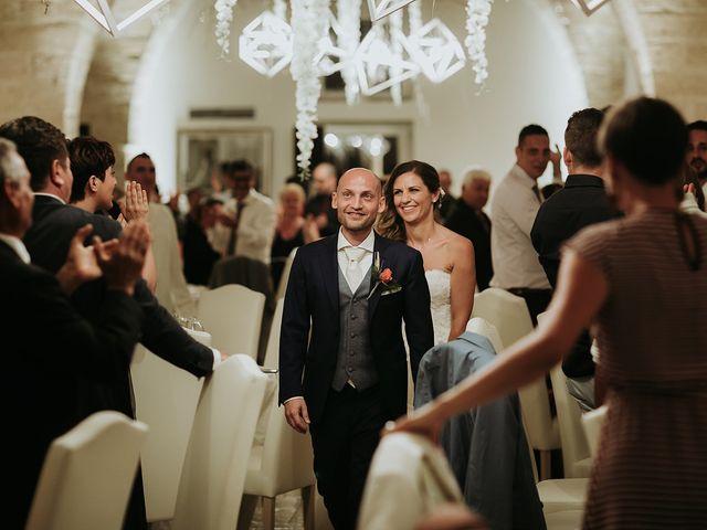 Il matrimonio di Stefano e Silvia a Morciano di Leuca, Lecce 56