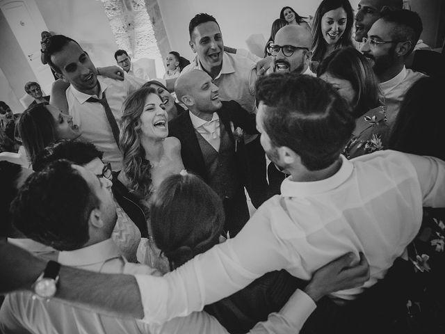 Il matrimonio di Stefano e Silvia a Morciano di Leuca, Lecce 62