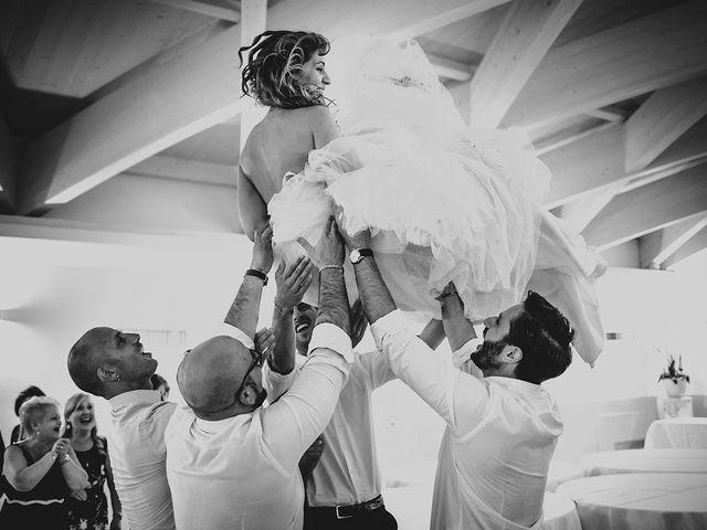Il matrimonio di Stefano e Silvia a Morciano di Leuca, Lecce 63