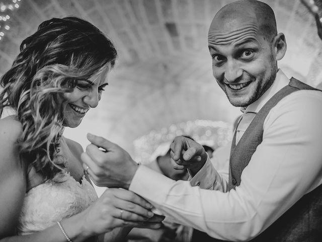 Il matrimonio di Stefano e Silvia a Morciano di Leuca, Lecce 64
