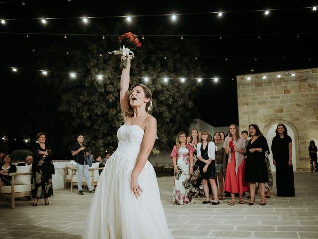 Il matrimonio di Stefano e Silvia a Morciano di Leuca, Lecce 67