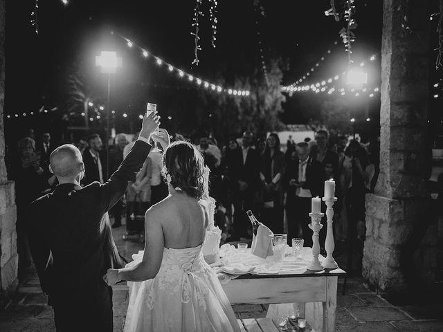 Il matrimonio di Stefano e Silvia a Morciano di Leuca, Lecce 70