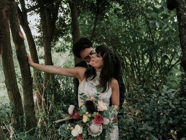 le nozze di Viola e Walter