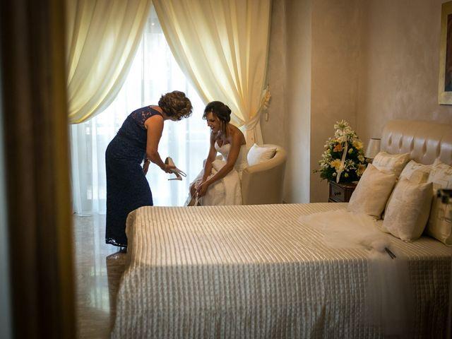 Il matrimonio di Giuseppe e Imma a Lecce, Lecce 3
