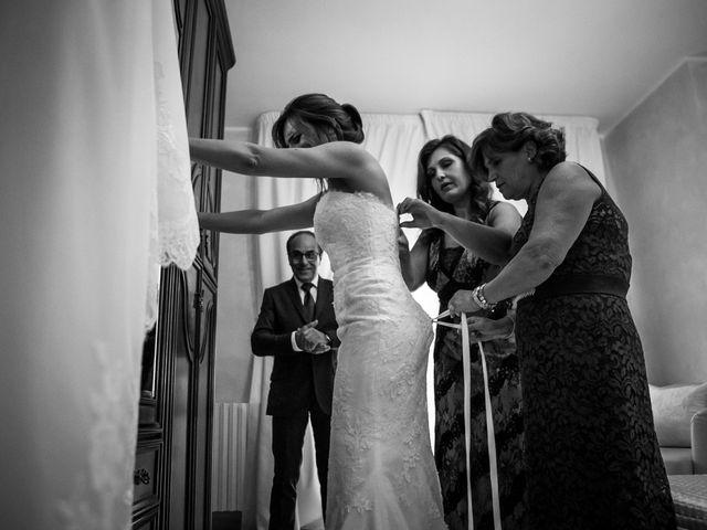 Il matrimonio di Giuseppe e Imma a Lecce, Lecce 5