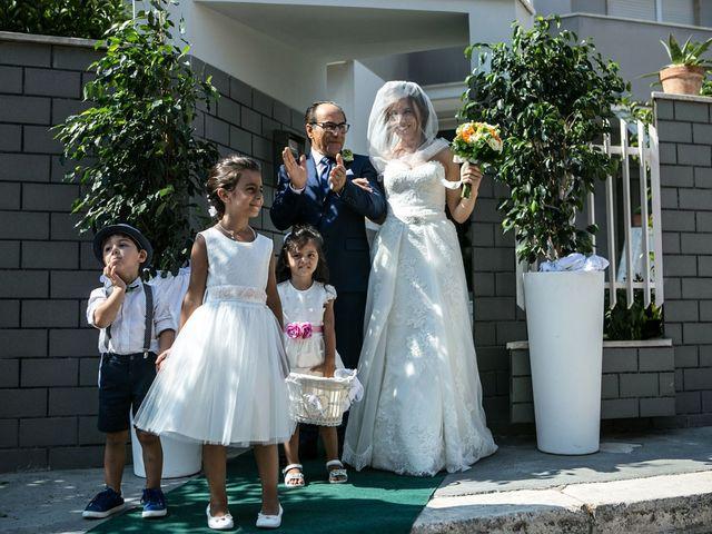 Il matrimonio di Giuseppe e Imma a Lecce, Lecce 26
