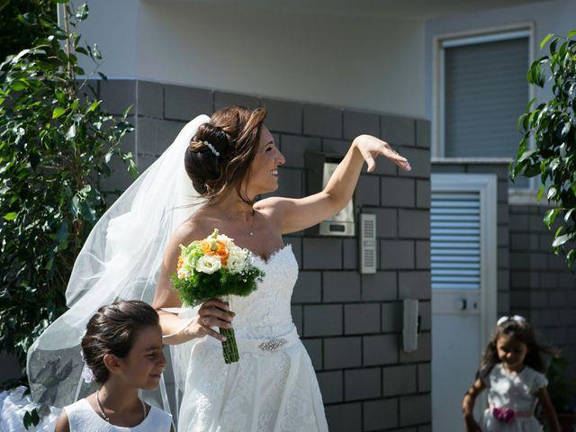 Il matrimonio di Giuseppe e Imma a Lecce, Lecce 27