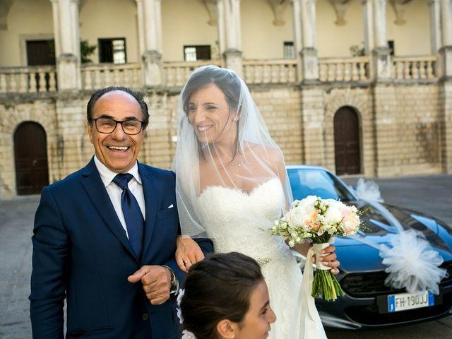Il matrimonio di Giuseppe e Imma a Lecce, Lecce 30