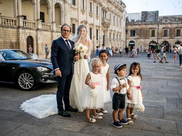 Il matrimonio di Giuseppe e Imma a Lecce, Lecce 31