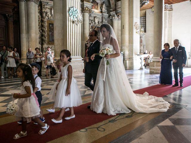 Il matrimonio di Giuseppe e Imma a Lecce, Lecce 32