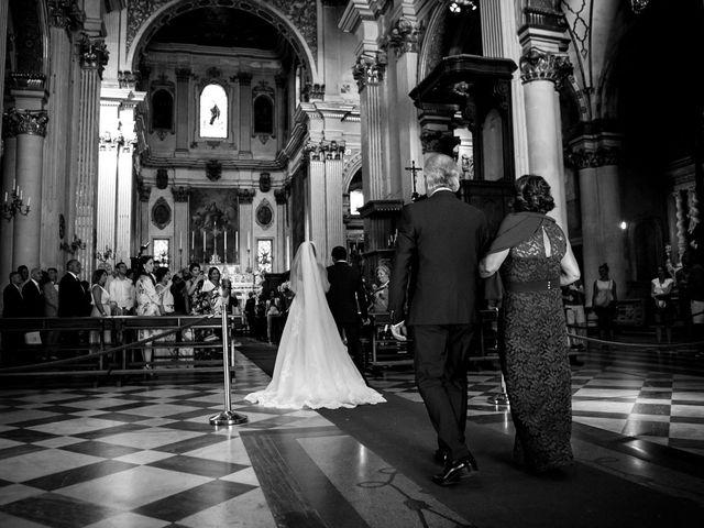 Il matrimonio di Giuseppe e Imma a Lecce, Lecce 34