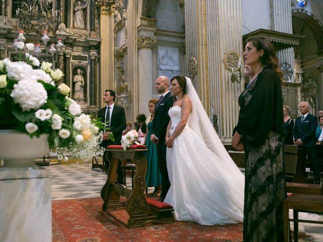 Il matrimonio di Giuseppe e Imma a Lecce, Lecce 35
