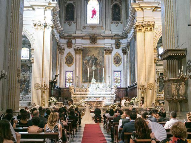 Il matrimonio di Giuseppe e Imma a Lecce, Lecce 40