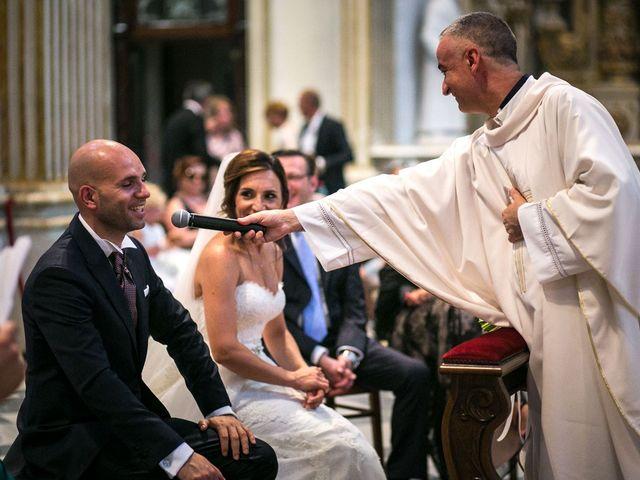 Il matrimonio di Giuseppe e Imma a Lecce, Lecce 41