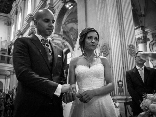 Il matrimonio di Giuseppe e Imma a Lecce, Lecce 43