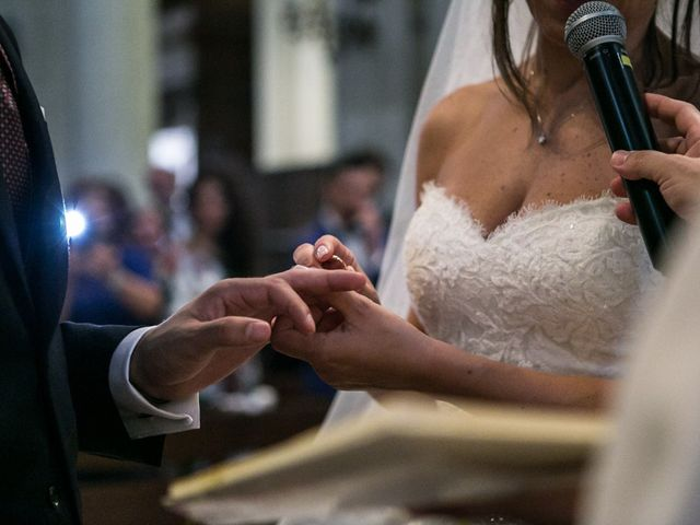 Il matrimonio di Giuseppe e Imma a Lecce, Lecce 46