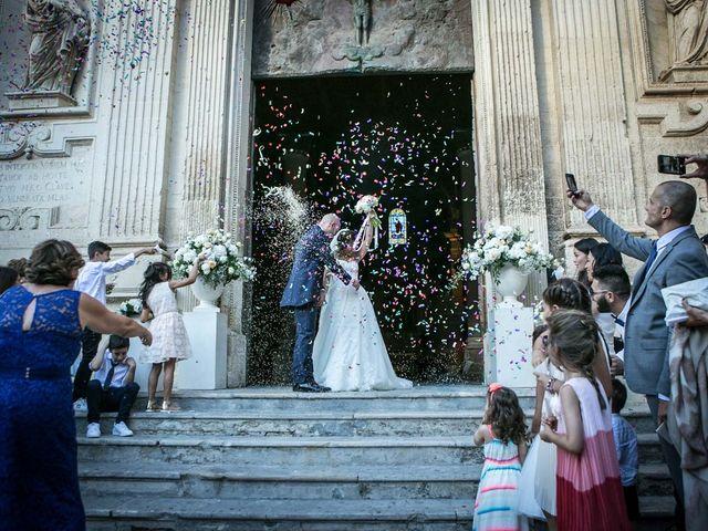 Il matrimonio di Giuseppe e Imma a Lecce, Lecce 49
