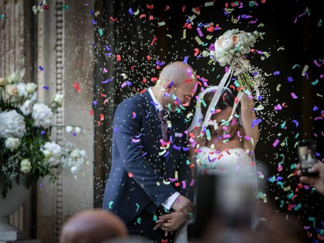 Il matrimonio di Giuseppe e Imma a Lecce, Lecce 50